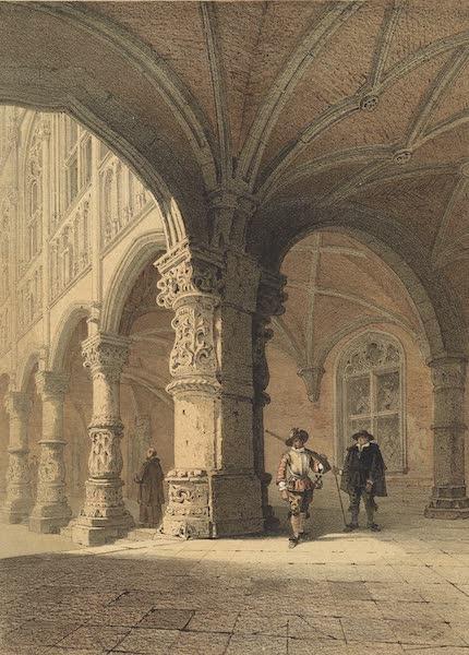 Monuments d'Architecture et de Sculpture en Belgique Vol. 2 - Palais des Princes-Eveques a Liege (1860)