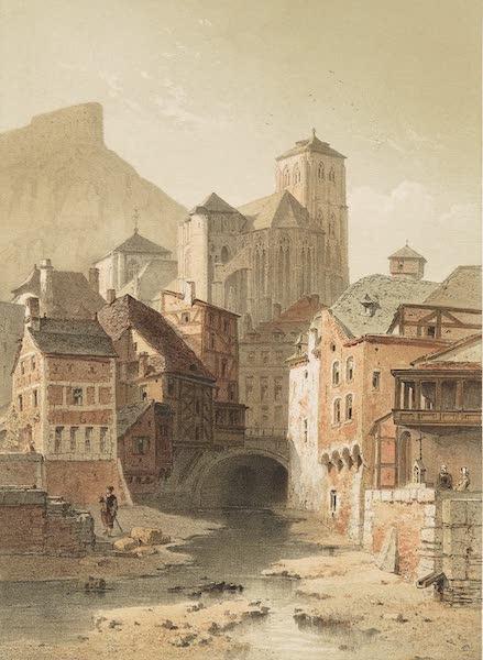 Monuments d'Architecture et de Sculpture en Belgique Vol. 2 - Eglise de Notre-Dame a Huy (1860)