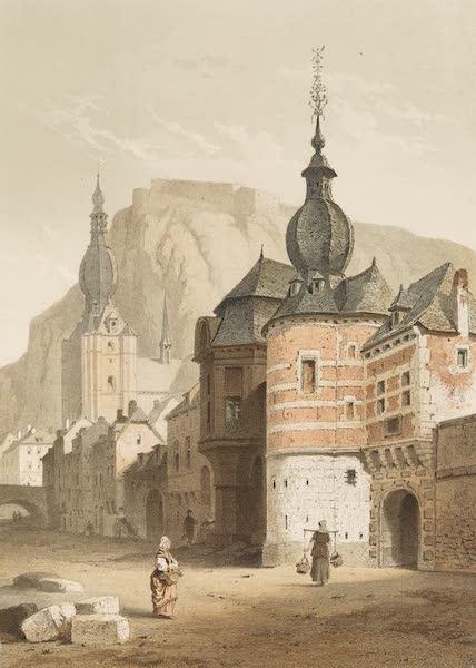 Monuments d'Architecture et de Sculpture en Belgique Vol. 2 - Maison de Ville a Dinant (1860)