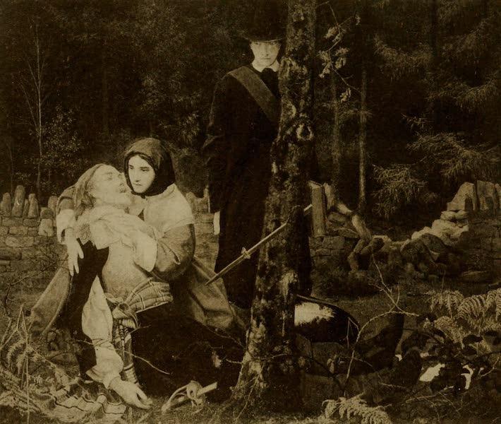 More Wanderings in London - The Dead Cavalier. W. S. Burton (Guildhall) (1916)