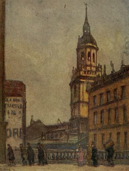 More Wanderings in London - St. Magnus the Martyr, from London Bridge (1916)