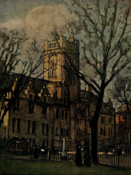 More Wanderings in London - The Westminster Guildhall (1916)