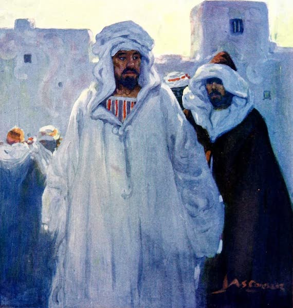 Morocco, Painted and Described - Evening, Magazan (1904)