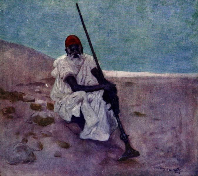 Morocco, Painted and Described - On Guard (1904)