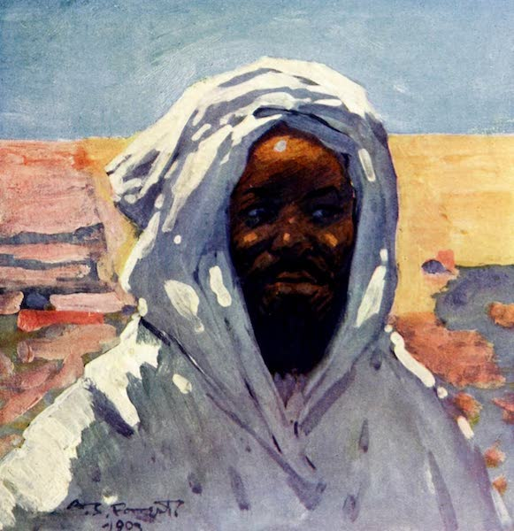 Morocco, Painted and Described - A Marrakshi (1904)