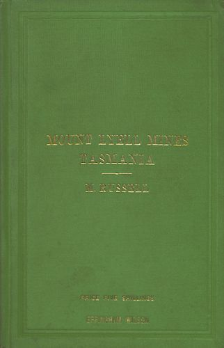 English - Mount Lyell Mines, Tasmania Vol. 2