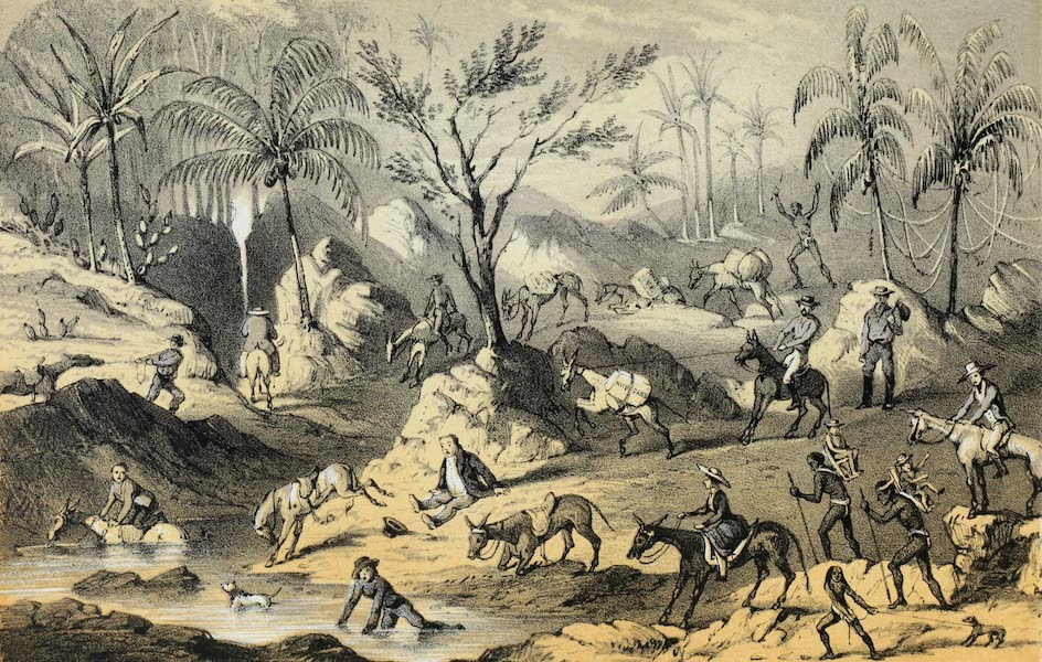 Mountains and Molehills - Crossing the Isthmis (1855)