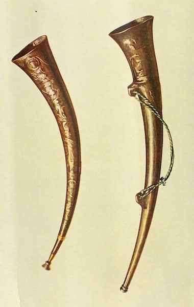 Musical Instruments - Burgmote Horns (1921)
