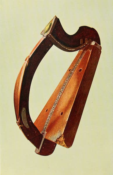 Musical Instruments - The Lamont Harp (1921)