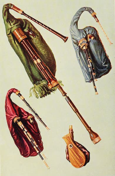 Musical Instruments - Bagpipes (1921)
