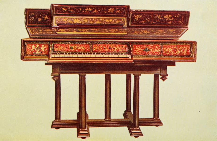 Musical Instruments - Queen Elizabeth's Virginal (1921)
