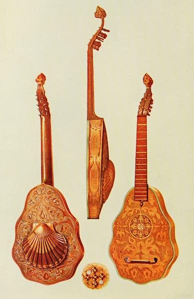 Musical Instruments - Queen Elizabeth's Lute (1921)