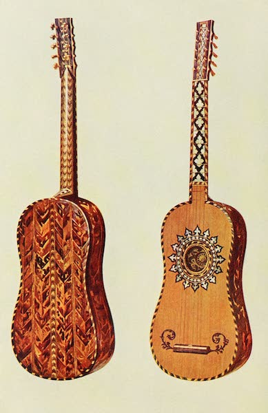 Musical Instruments - The Rizzio Guitar (1921)