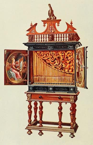 Musical Instruments - Positive Organ (1921)
