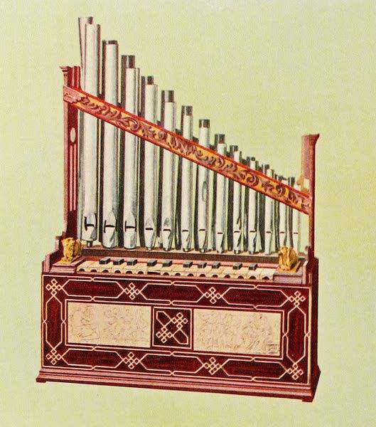 Musical Instruments - Portable Organ (1921)