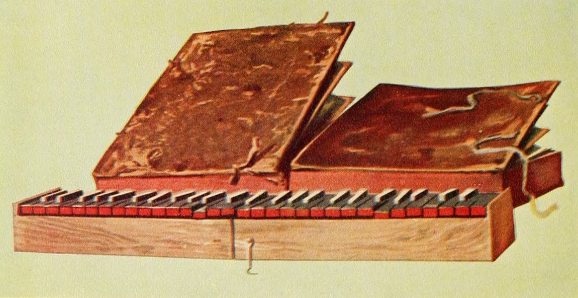 Musical Instruments - Bible Regal (1921)