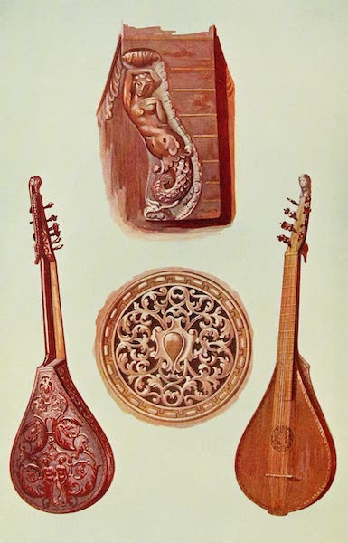 Musical Instruments - Cetera (1921)