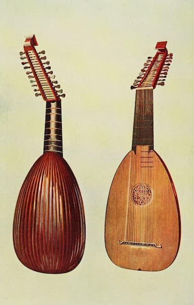 Musical Instruments - Lute (1921)