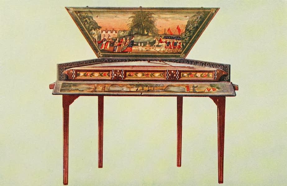 Musical Instruments - Dulcimer (1921)