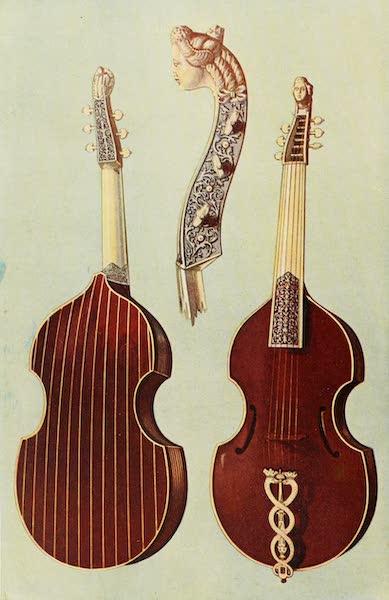 Musical Instruments - Viola Da Gamba (1921)