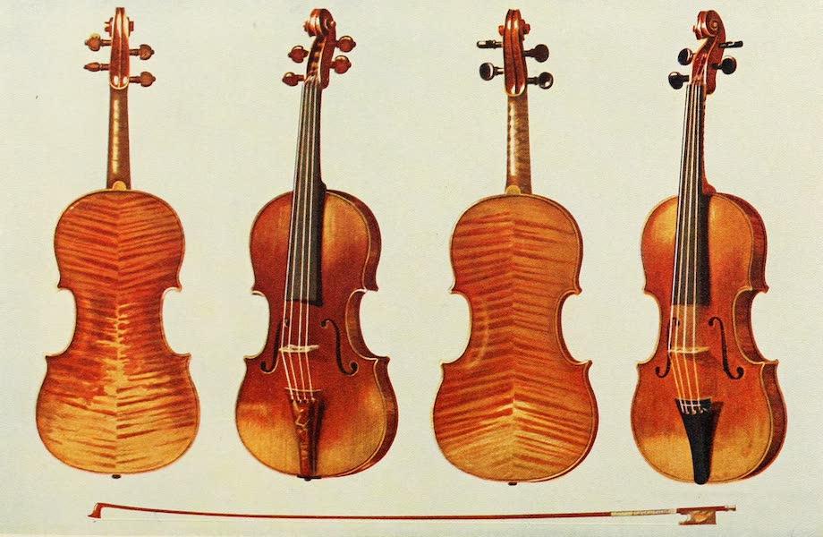 Musical Instruments - Violins - The Alard Stradivarius, The King Joseph Guarnerius Del Gesu (1921)