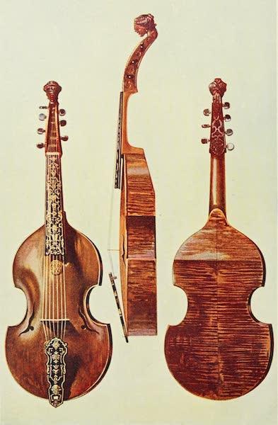 Musical Instruments - Viola D'amore (1921)