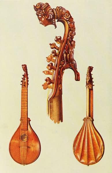 Musical Instruments - Cetera, by Antonius Stradivarius (1921)