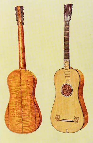Musical Instruments - Guitar, by Antonius Stradivarius (1921)
