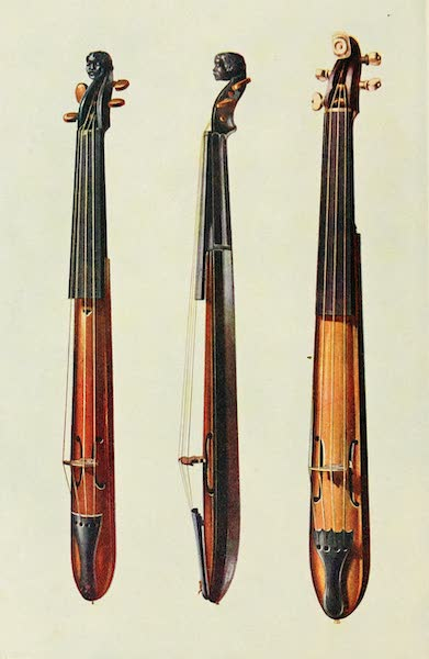 Musical Instruments - Sordini (1921)