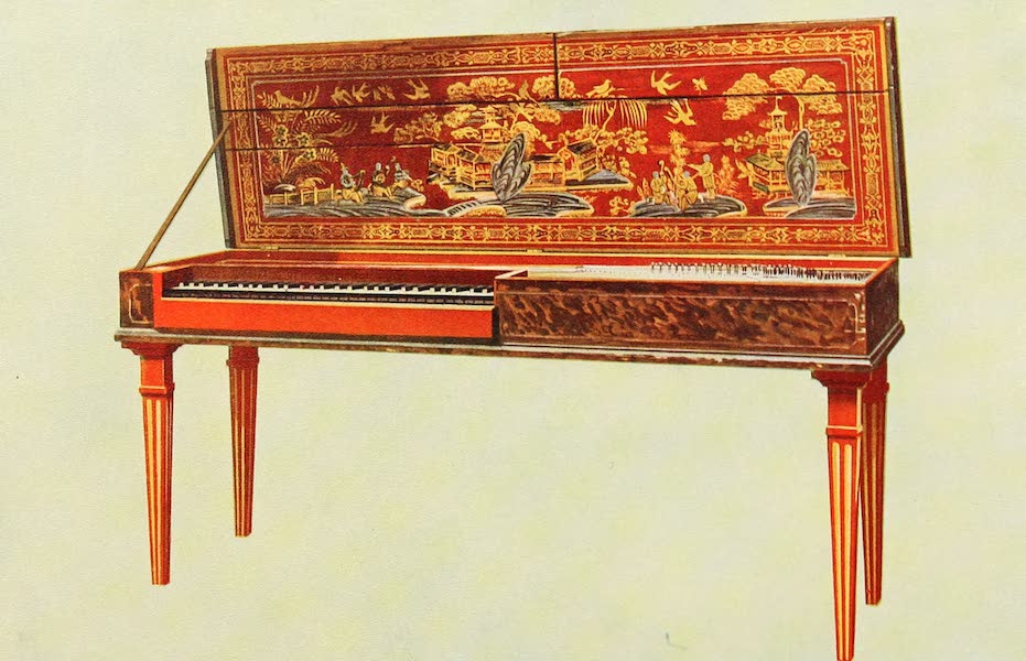 Musical Instruments - Clavichord (1921)