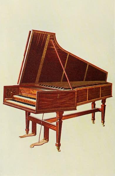 Musical Instruments - The Empress Harpsichord (1921)