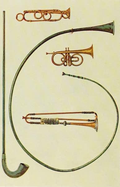 Musical Instruments - Lituus and Buccina. Cornet. Trumpets (1921)