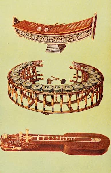 Musical Instruments - Ranat Ek. Khong Yai. Ta'khay (1921)