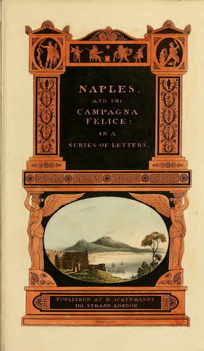 Great Britain - Naples and the Campagna Felice