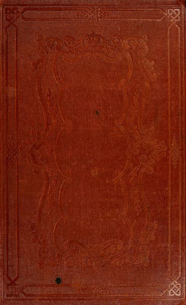 Naples and the Campagna Felice - Front Cover (1815)