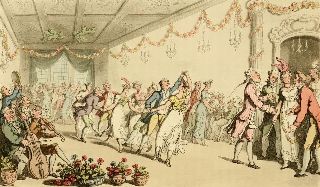Naples and the Campagna Felice - Don Luigi's Ball (1815)