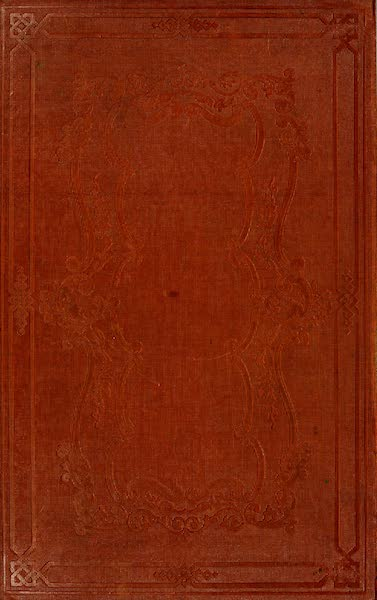 Naples and the Campagna Felice - Back Cover (1815)