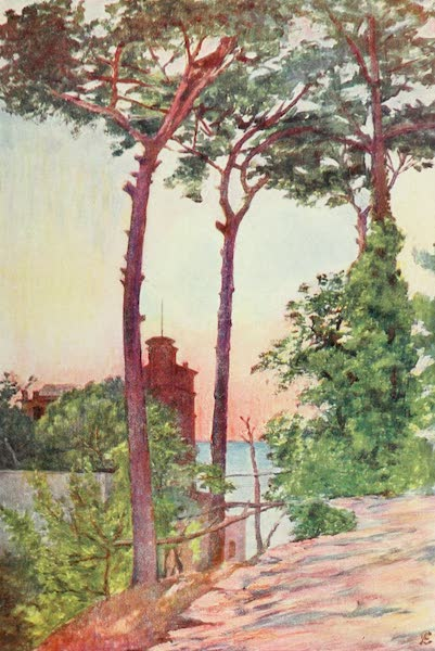 Naples, Painted and Described - The Villa Crawford (1904)