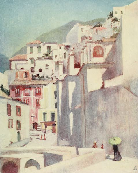 Naples, Painted and Described - Amalfi in Summer (1904)