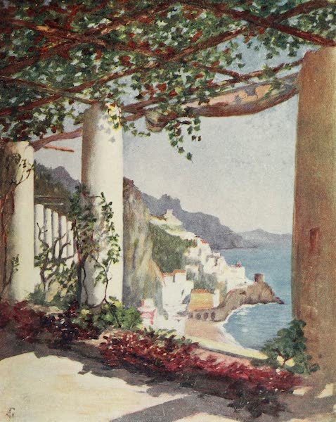 Naples, Painted and Described - Amalfi (1904)