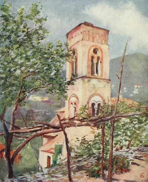 Naples, Painted and Described - Cathedral of Ravello (1904)