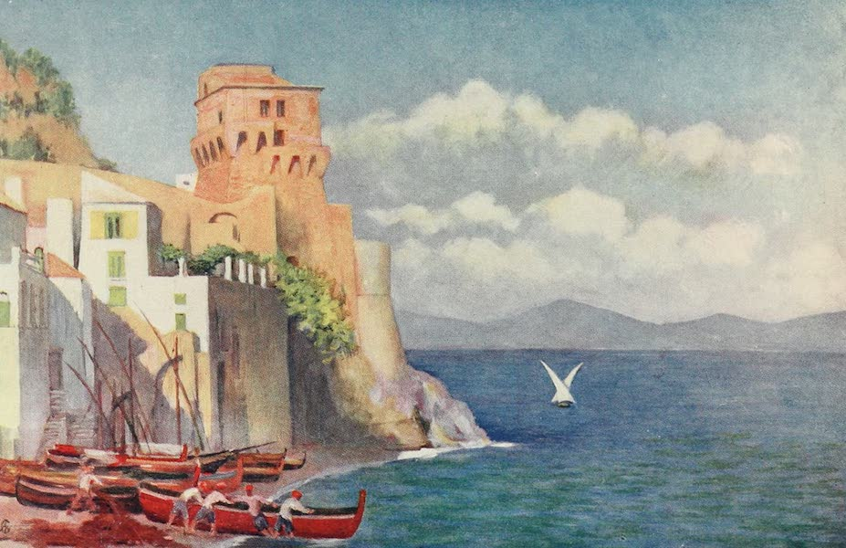 Naples, Painted and Described - Cetara (1904)