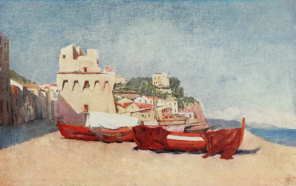 Naples, Painted and Described - Vietri (1904)