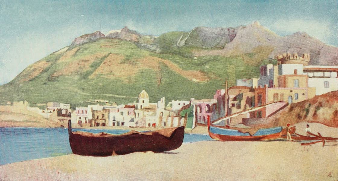 Naples, Painted and Described - Forio, Ischia (1904)