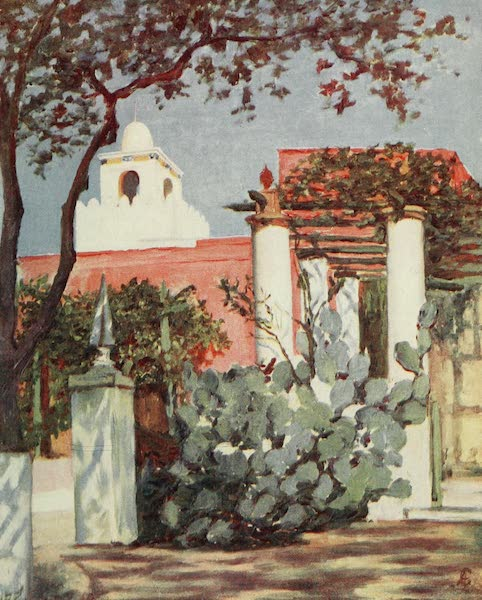 Naples, Painted and Described - Villa Dubuffe (1904)