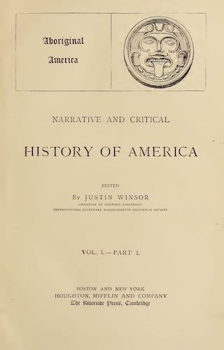 Getty Research Institute - Narrative and Critical History of America Vol. 1, Pt. 1