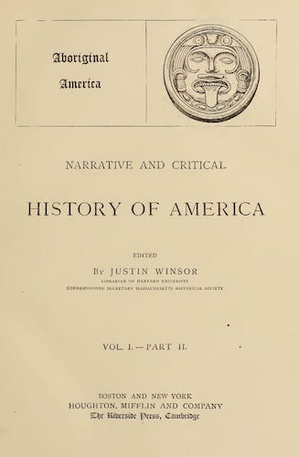 New World - Narrative and Critical History of America Vol. 1, Pt. 2