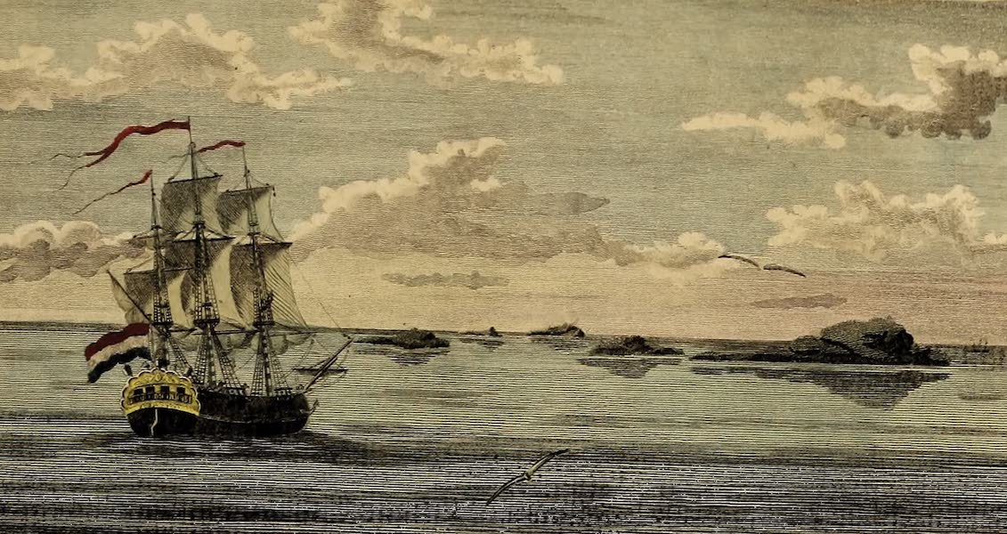 View of the Constable Rocks, off Cayenne, from N.E.