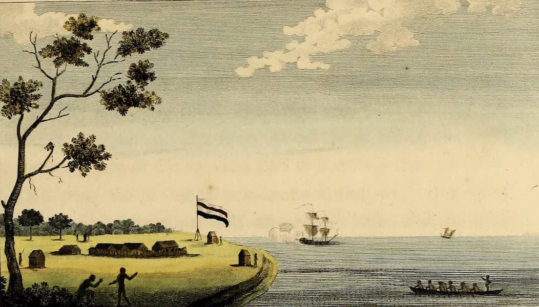 Narrative, of a Five Years Expedition Vol. 1 - The Military Post Vreedenburgh, at the Marawina (1796)