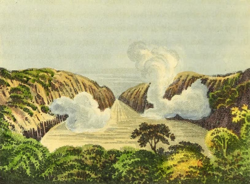 Narrative of a Journey in the Interior of China - The Ascent Up Gonong Karang [I] (1818)
